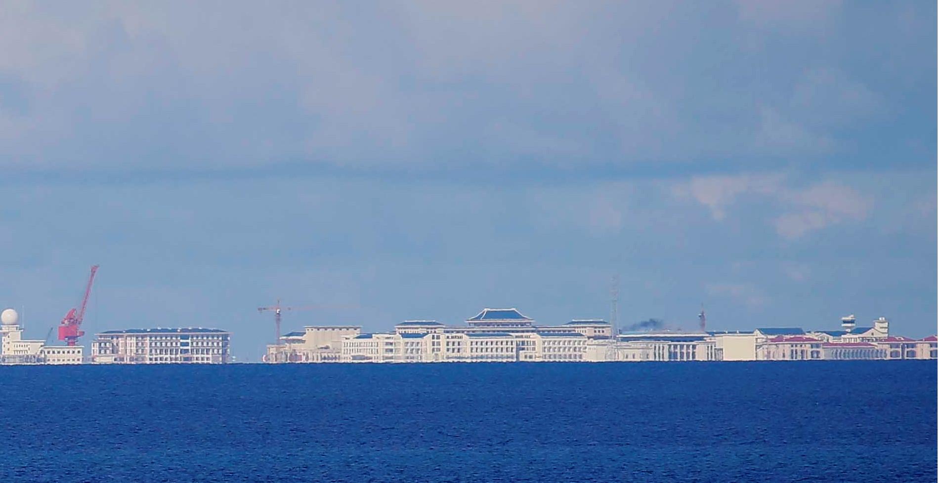 中国南海岛屿