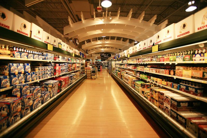 无人超市行情火热,百鲜网用货柜 后台进入市场