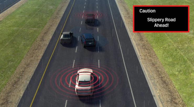 让汽车与万物连接起来的V2X技术,将如何改变自动驾驶行业?
