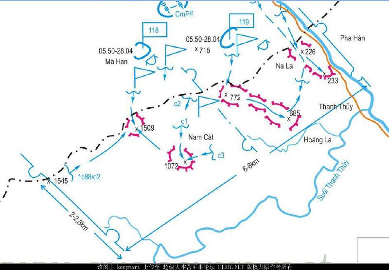 在这种情况下,中国军队不得不再次奋起还击。自1984年4月28日至5月15日,中国昆明军区部队发起中越边境拔点还击作战,浴血奋战,先后攻占老山、662.6高地、八里河东山地区的68个主要高地,共歼灭越军营长以下1898人,沉重打击了越南的侵略气焰。这里需要指出的是,在这次作战中,中国军队不仅收复了被越南侵占的老山中国一侧领土,还打到了越南境内,占领了老山当面纵深近2公里范围内的部分越南领土。在两国关系没有改善,双方仍处于边境军事冲突的态势下,这样做是有必要的。唯如此才能形成有利的边境防御态势,不使战火再次