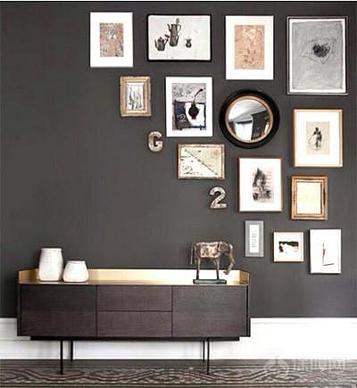 4,相片墙设计——摆放位置