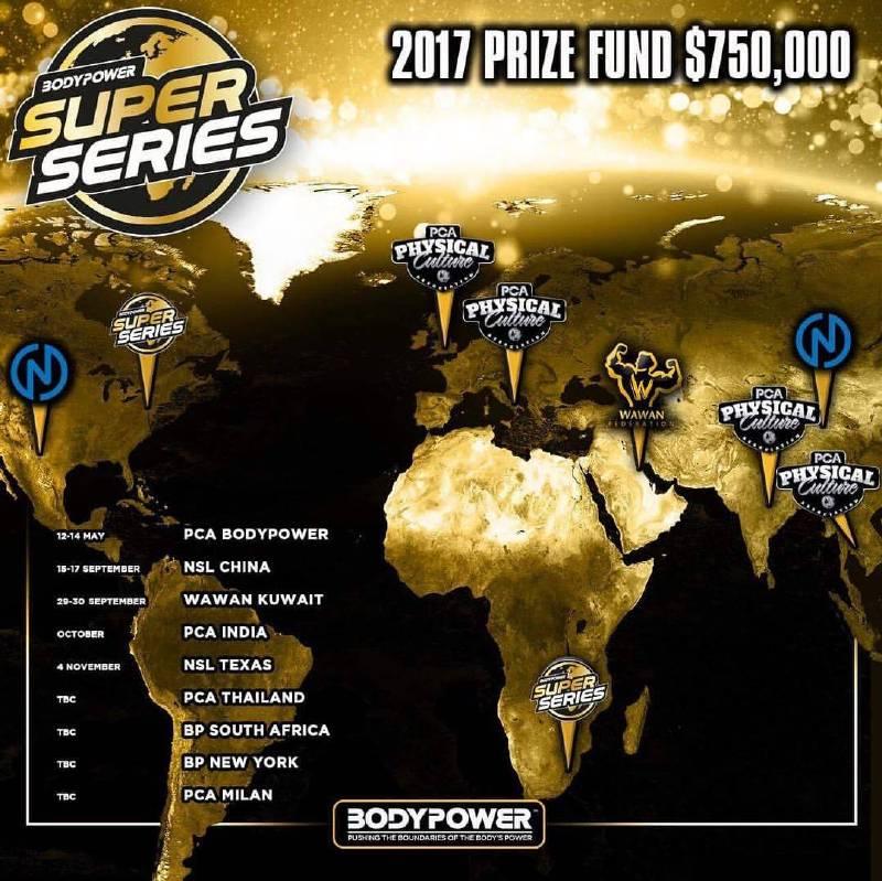 黄金赛优秀选手受邀参加世界超级联赛伯明翰站比赛