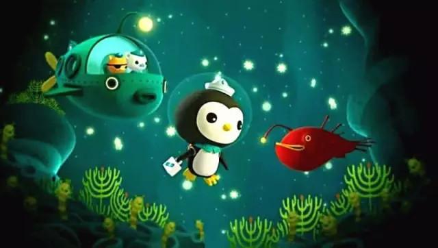 故事讲述了八个可爱小动物组成的海底探险小队,他们居住在神秘基地