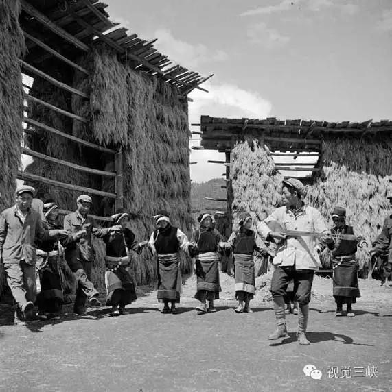 (资料图片摄于1963年)-普米族 一个勤劳善良的民族