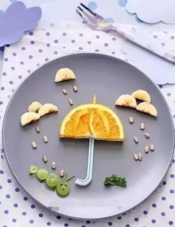 DIY创意水果拼盘,让宝宝爱上吃水果