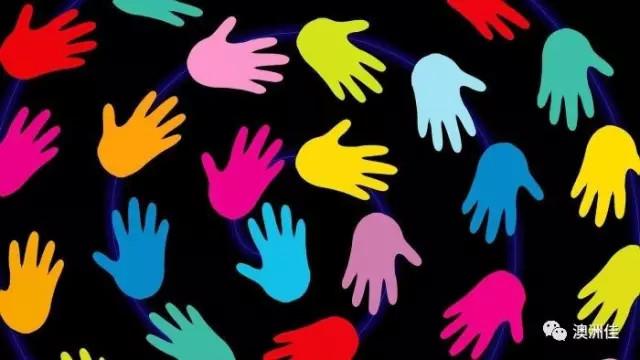 Celebrating diversity in Australia. Pixabay CC