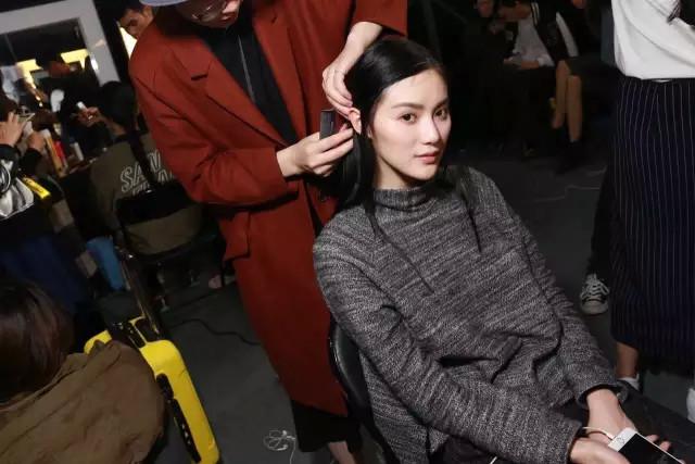 2015年第十五届中国职业模特大赛 季军 签约:东方宾利 北京职业模特