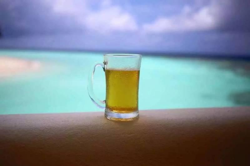 马尔代夫的生啤