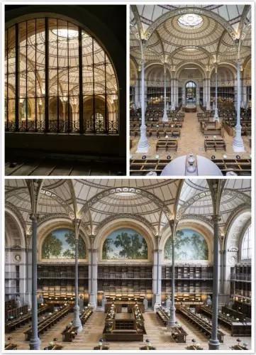 法国国王路易十三_巴黎那些世界级的最美图书馆 | France Chine Tours