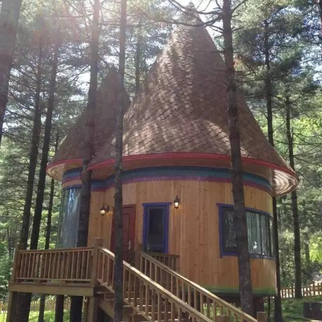 森林木屋别墅      远离城市的喧嚣,闲暇时约上最亲密的人,来到白云