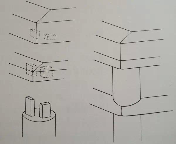 干货| 王世襄手绘85种明式家具榫卯结构