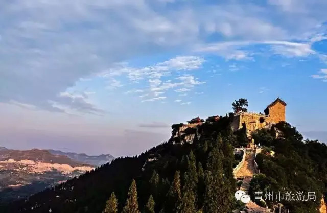 走进国家5A级景区 青州古城旅游区图片