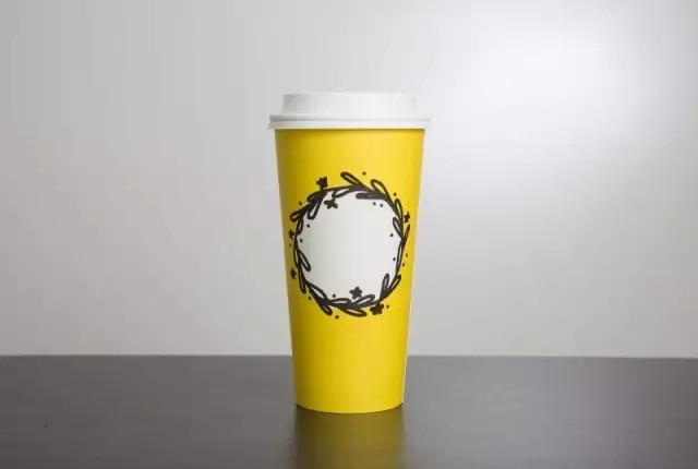 星巴克首推春季限定咖啡杯~等等,你家设计师心情好像不太好吧.