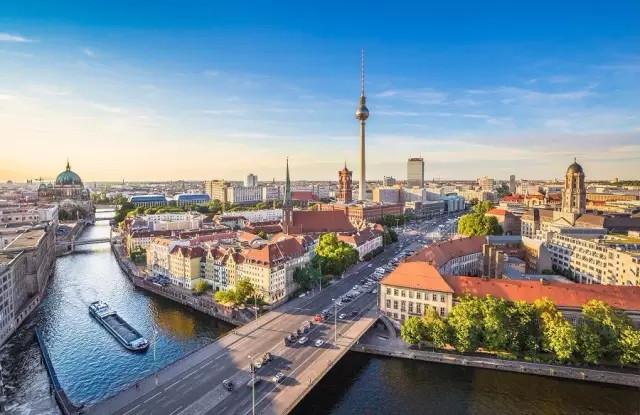 柏林gdp_德国首都柏林,GDP有2700亿美元,如果放在中国算几线城市