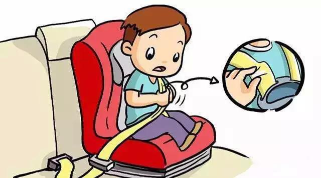 儿童安全座椅这样调既安全又舒适!家长赶紧看看