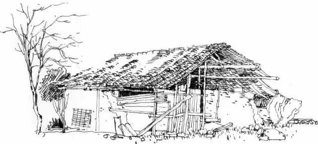 手绘写生徽州古建筑【绝对震撼】
