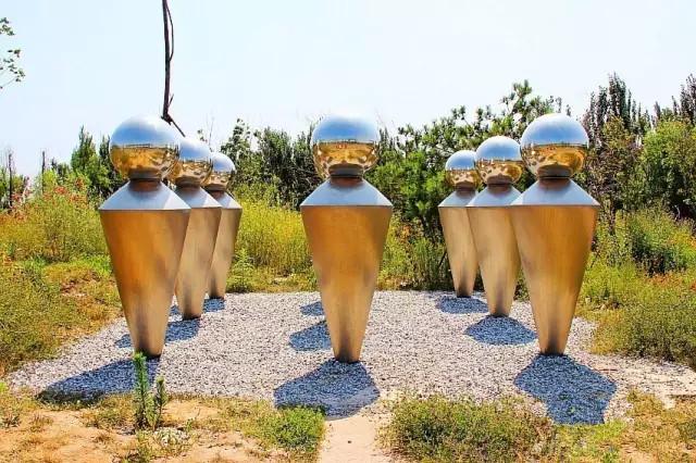 长春龙翔广场雕塑