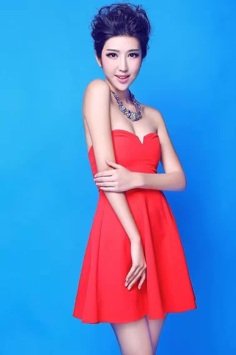 2015第十五届中国职业模特大赛 季军 签约:东方宾利 北京职业模特学校