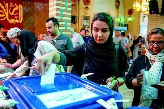 伊朗的希望不是选举,而是这些年轻人