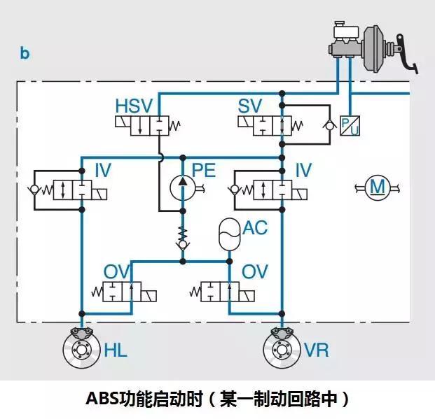 丰田570油泵电路图