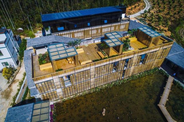 惠州罗浮山下,藏着一家绝美的稻田酒店,堪称珠三角最佳度假秘境