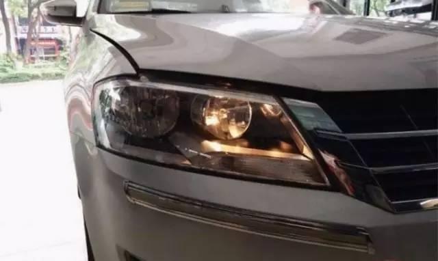 车灯不够亮?换个灯泡可以吗?