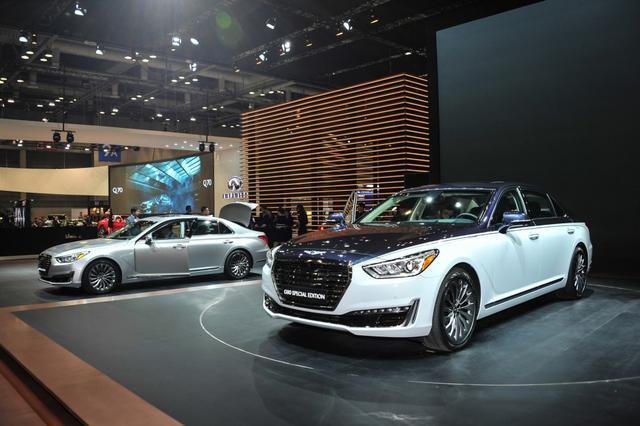 首尔车展进行中,亚洲首发新车抢先看