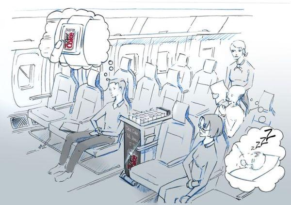 这5项创新,可能会让未来的飞机旅行大变样!