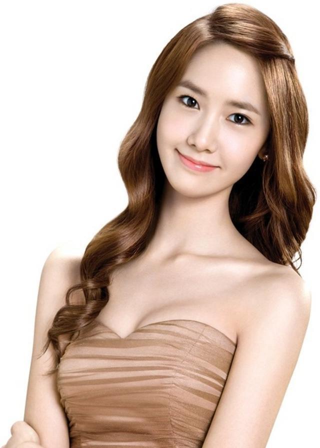 韩国少女时代林允儿,高清素颜写真,实在太漂亮了!