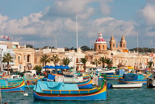 马耳他景图