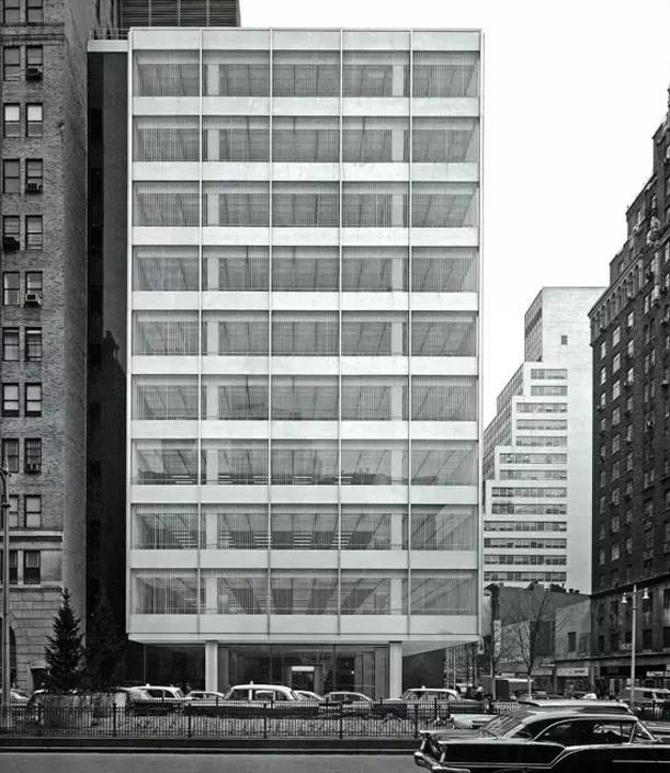 Pepsi-Cola Corporation, New York City, SOM (Natalie de Blois), 1960