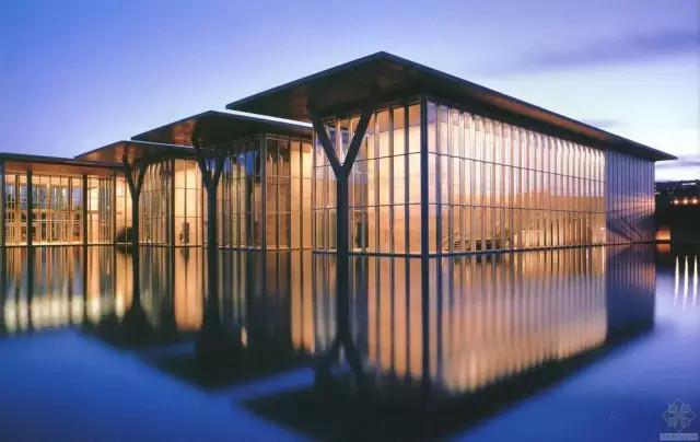 沃思堡现代美术馆(Modern Art Museum of Fort Worth)