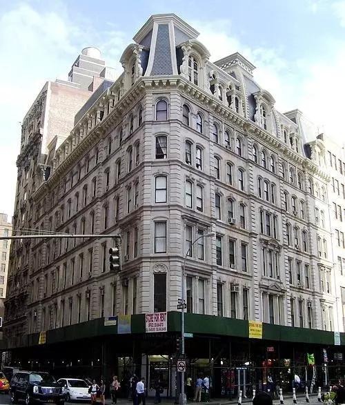 Grand Hotel, Henry Engelbert, New York City, 1868