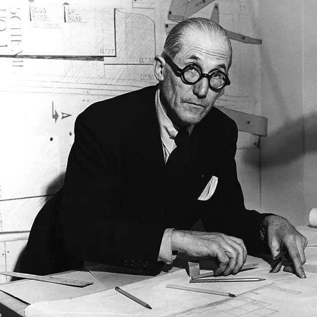 Le Corbusier ,1887--1965