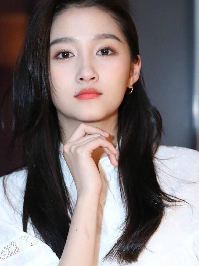 中国5大未整容女明星 网友 最后一位,打死都不信她整过