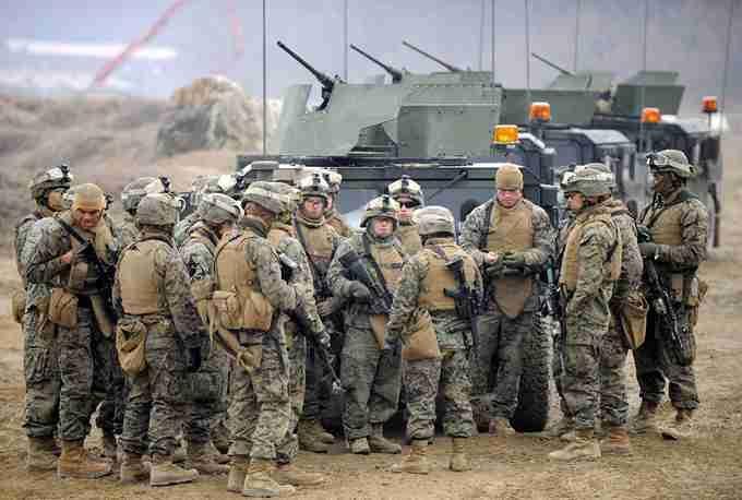 驻韩美军迁出首尔原因是什么?背后暗藏什么惊人内幕?